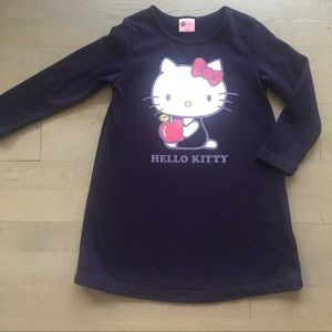 Hello Kitty sweatshirt dress